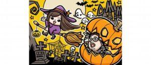 10月31日が誕生日のパチンコ&スロットに関連したキャラクター